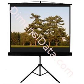 Jual Screen Projector Tripod SCREENVIEW 70  Inch [TSSV1717L]